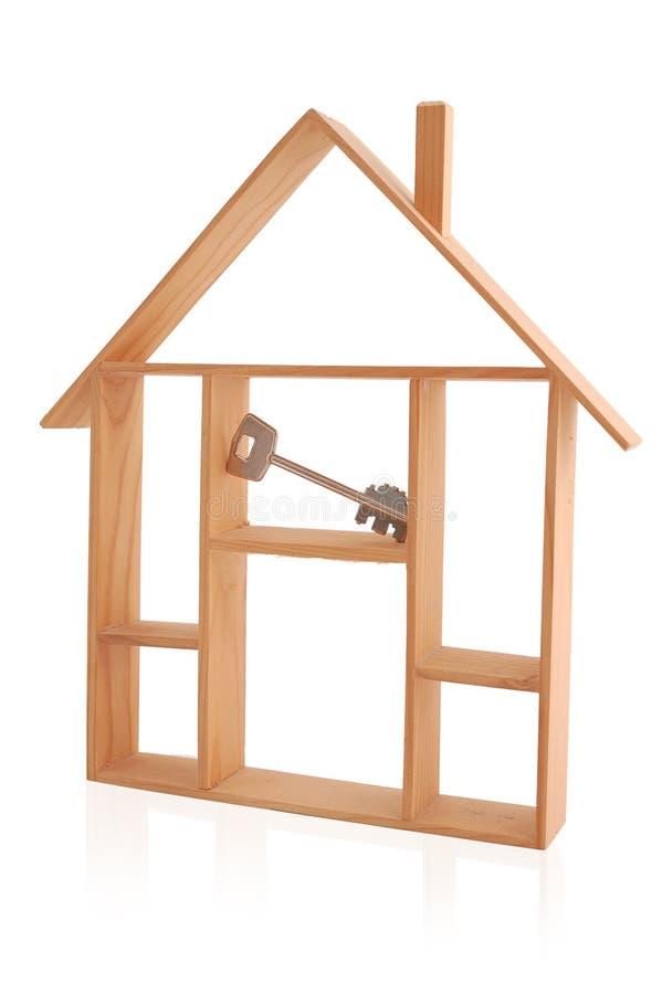 房子设计 库存图片