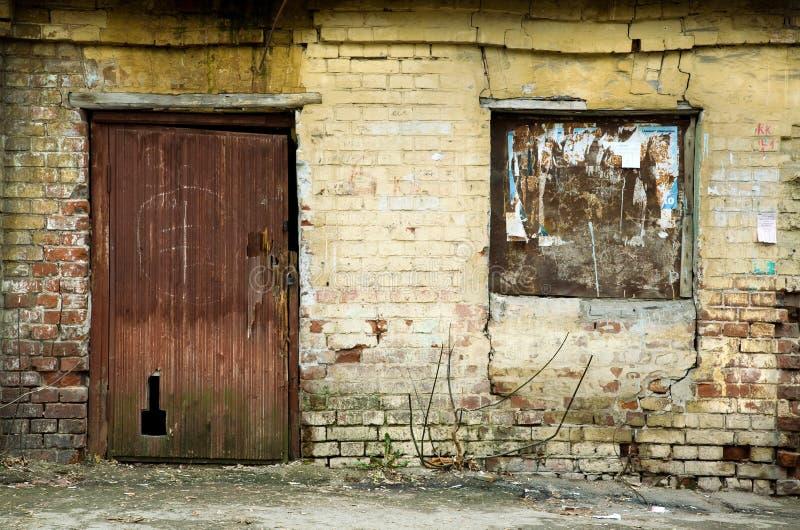 房子贫民窟 免版税库存图片