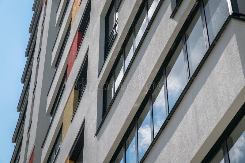 房子建筑学的细节  库存照片
