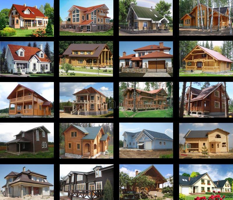 房子 免版税库存图片