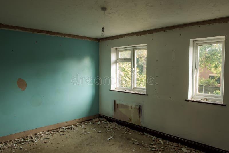 房屋修复 免版税库存图片