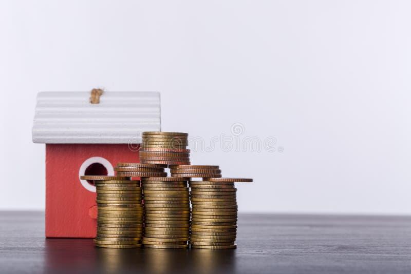 房屋贷款房地产 库存图片