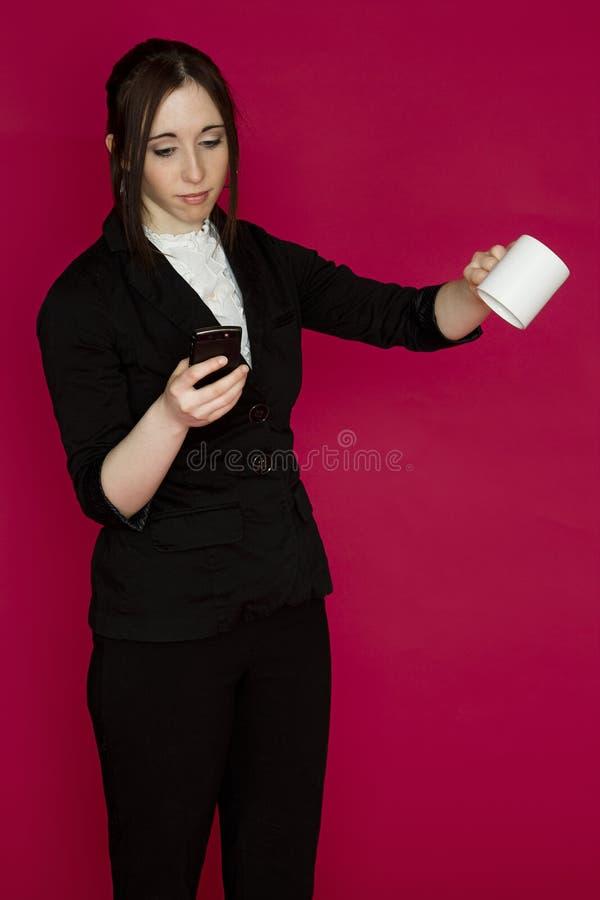 所有咖啡 免版税库存照片