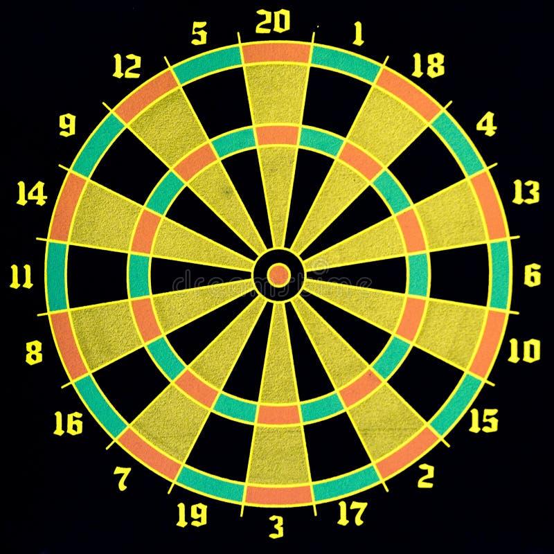 所有在目标投掷比赛 向量例证