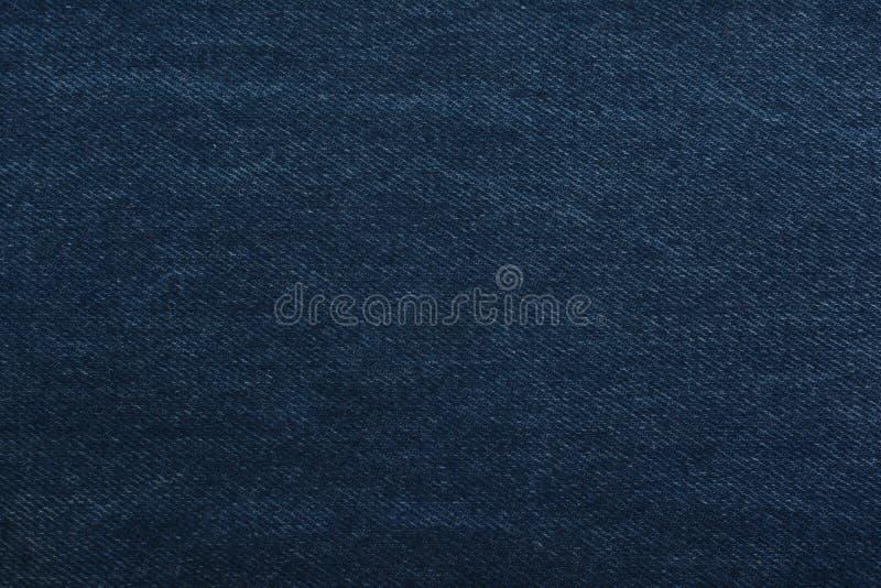 所有布料牛仔布织品折叠模式目的可实现的小的纹理 密集的组织 纺织品 背景 深蓝天然纤维 免版税图库摄影