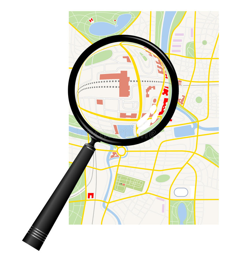 所有背景更改城市上色无缝的映射选择分隔的样片向量的容易的单元文件层 库存例证