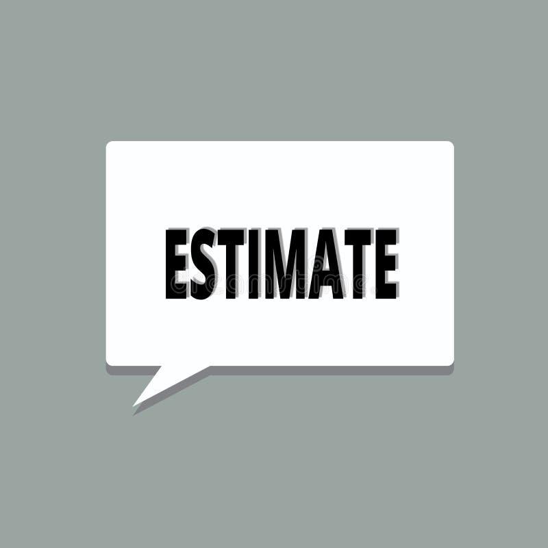 手写文本估计 大致意味的概念计算法官价值数字某事的数量程度 皇族释放例证