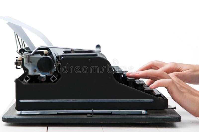 手写 免版税图库摄影