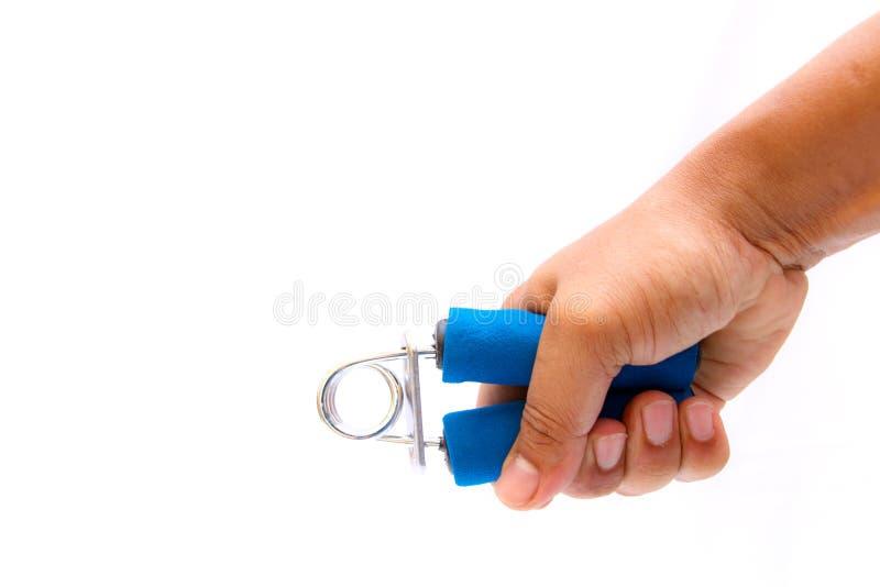 手和手夹子 图库摄影