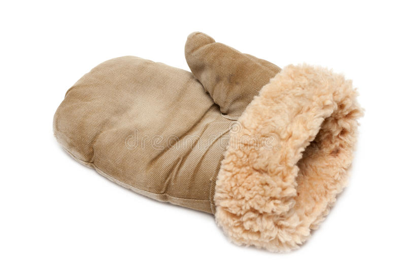 手套冬天 库存照片