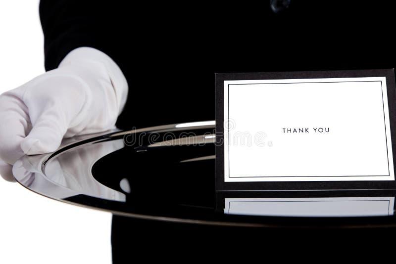 手套的现有量藏品银盘白色 图库摄影