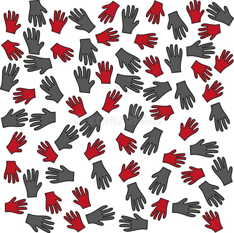 手套 免版税库存图片