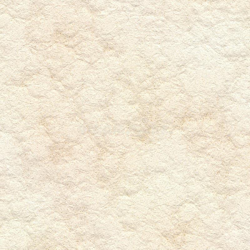 手工纸 向量例证