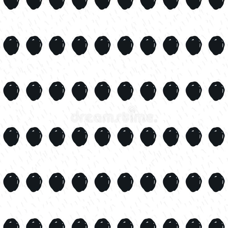 Download 手拉的几何无缝的样式 向量例证. 插画 包括有 圈子, 灰色, 几何, 现有量, 投反对票, brusher - 72356124
