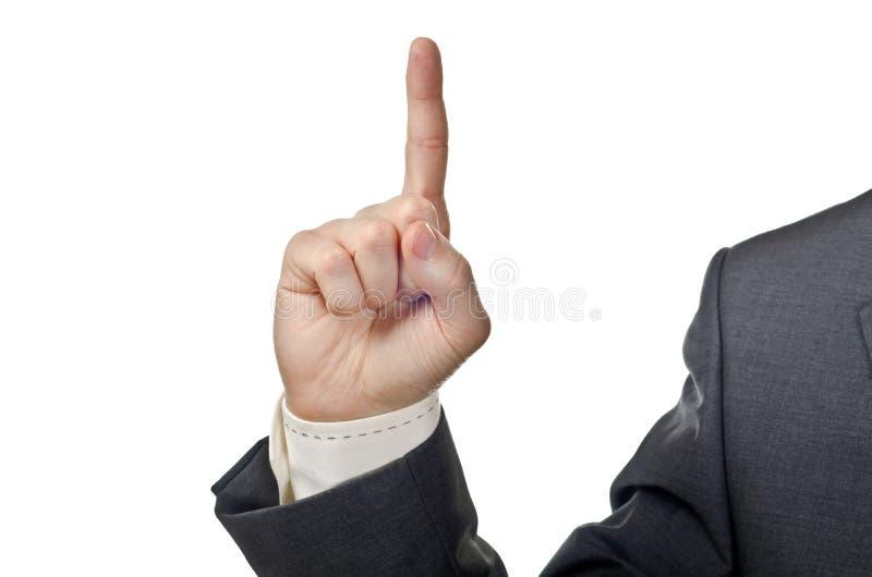 手指 库存图片