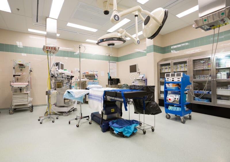 手术室 免版税图库摄影