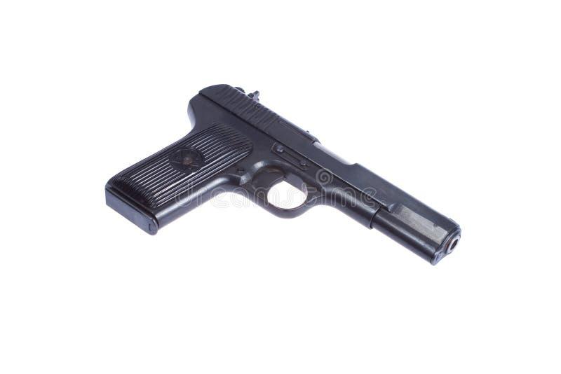 手枪苏联tokarev tt图拉 库存图片