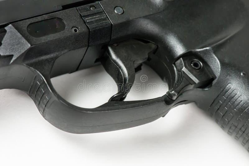 手枪触发器 库存图片