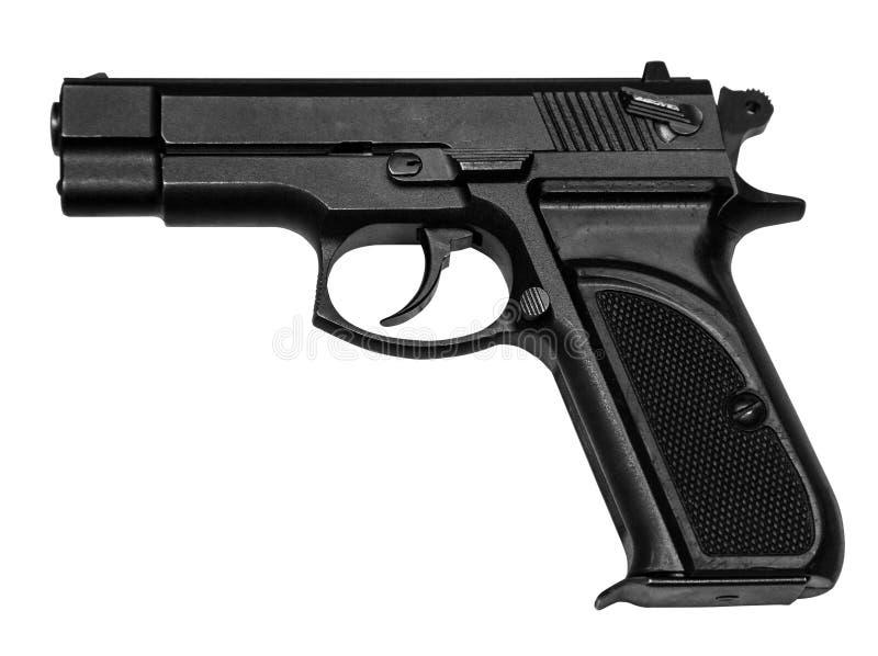 手枪 免版税图库摄影