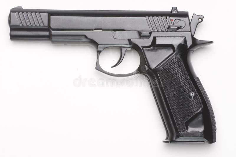 手枪 免版税库存图片