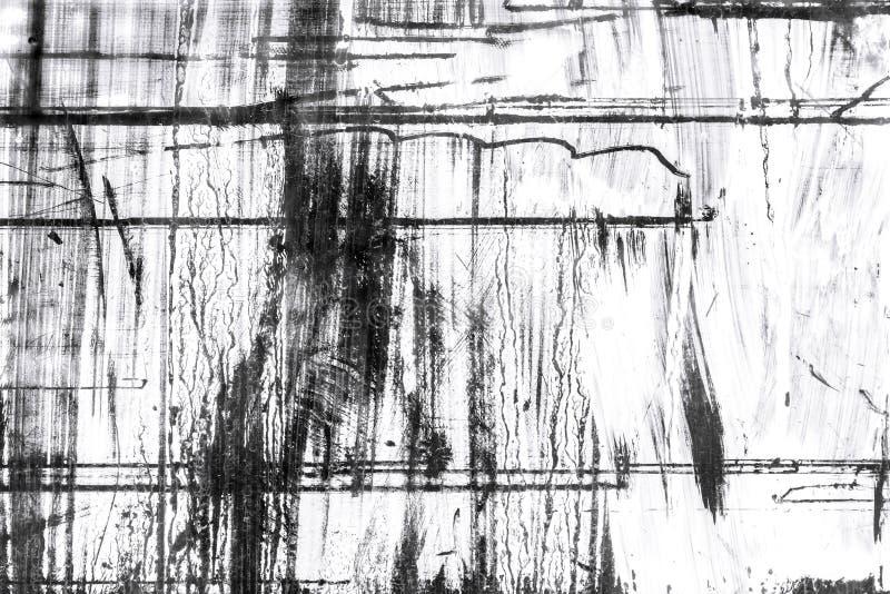 手画白色玻璃温室窗口背景 免版税库存照片