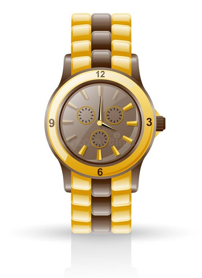 手表 库存例证