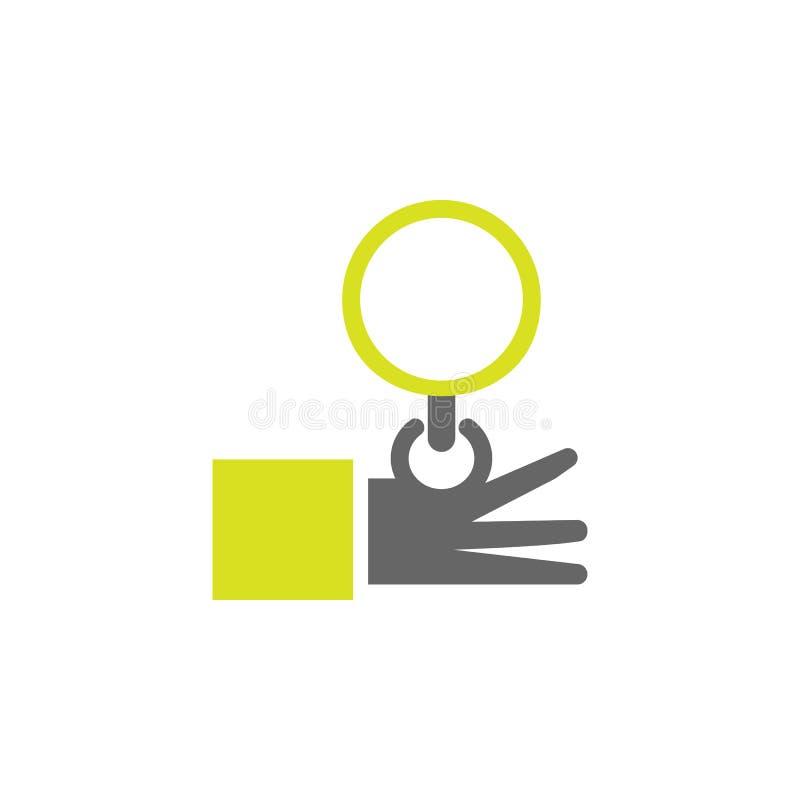 手,调查象 r 详述的手,调查可以使用 皇族释放例证