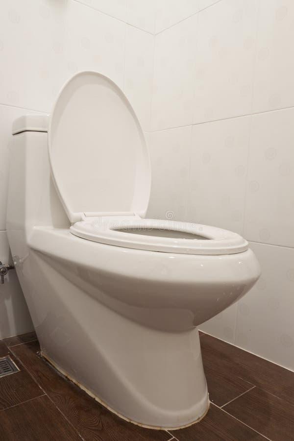 洗手间在卫生间里 库存照片