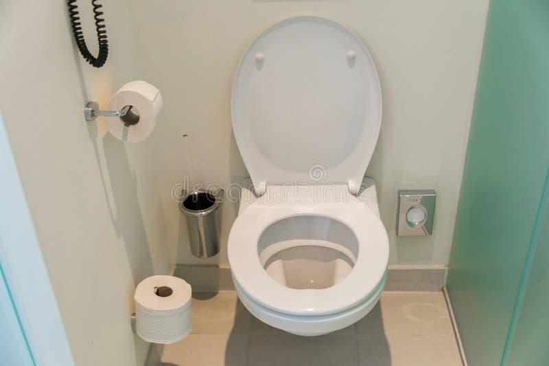 洗手间室 免版税库存图片
