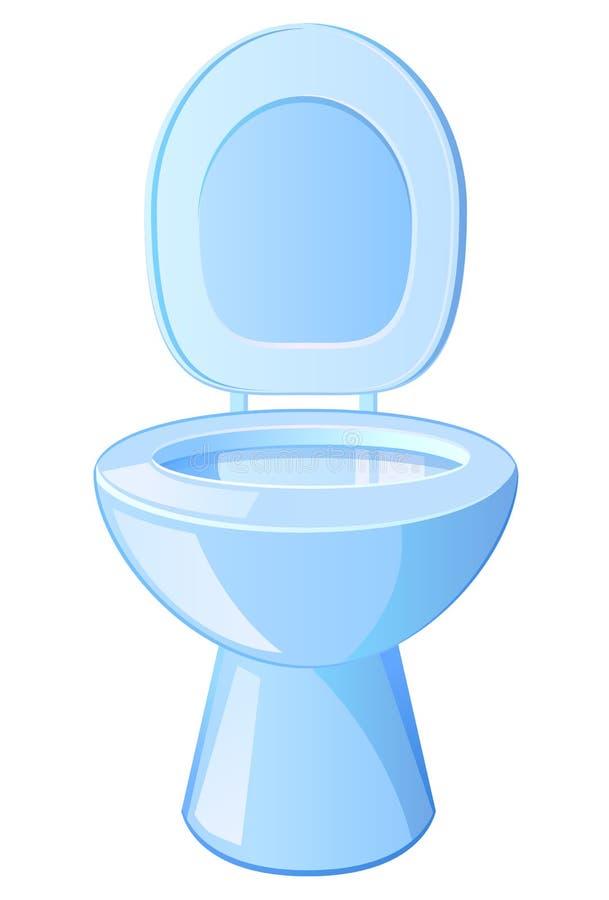 洗手间象 免版税库存照片