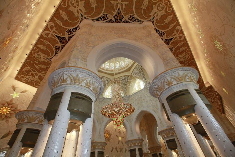 扎耶德回教族长盛大清真寺阿布扎比