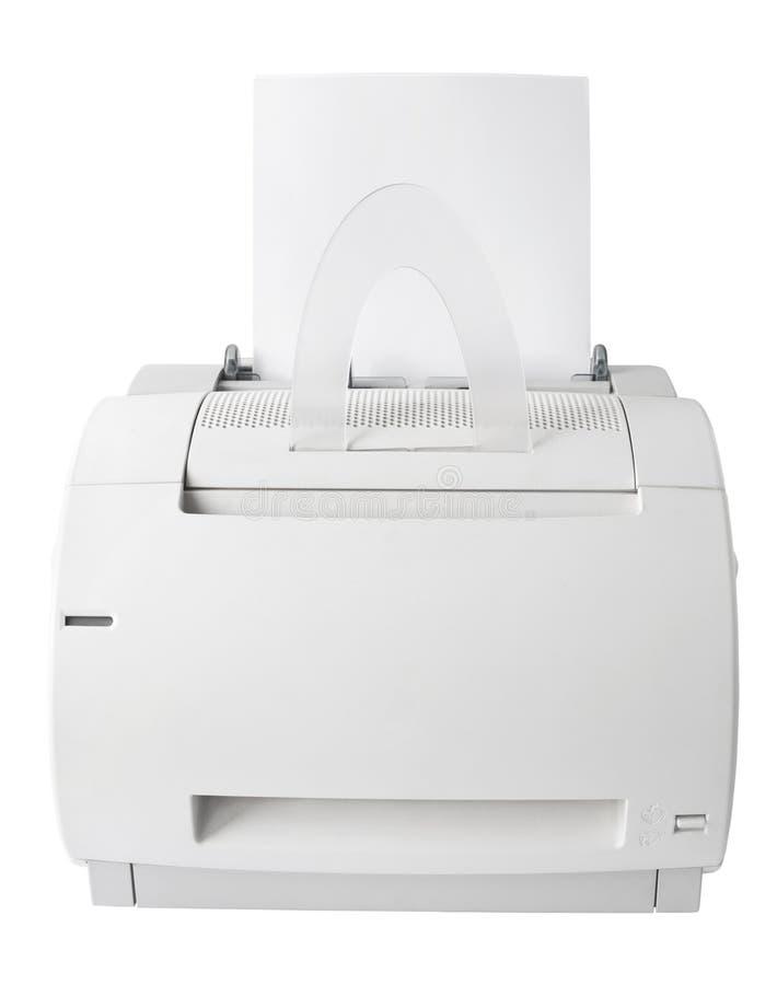 打印机 免版税图库摄影