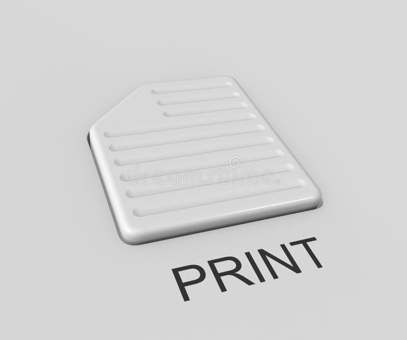 打印 库存图片