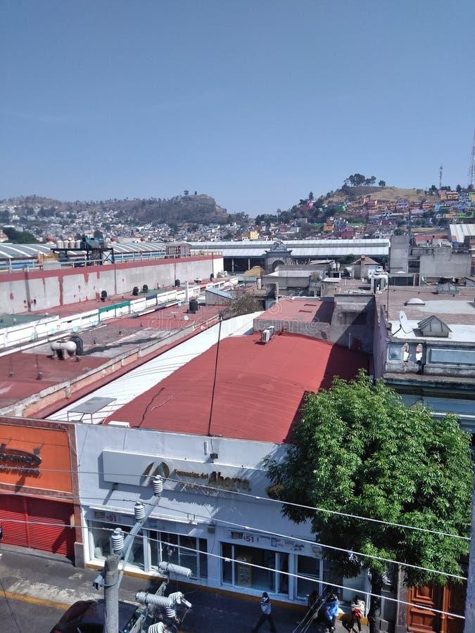 托卢卡墨西哥 免版税图库摄影