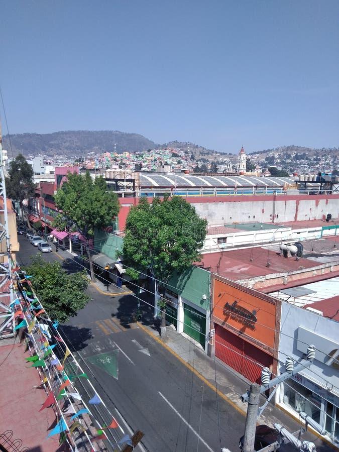 托卢卡墨西哥 免版税库存照片