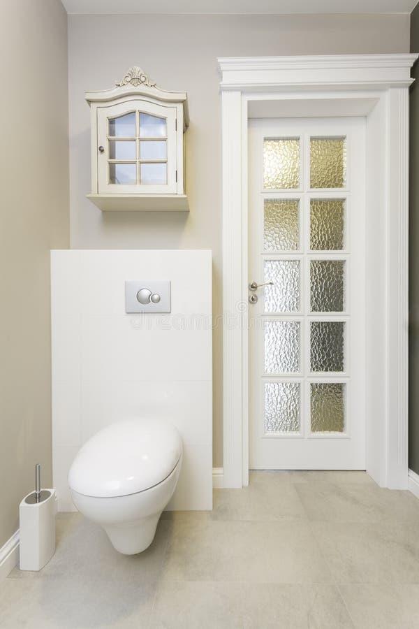 托斯卡纳-洗手间 库存照片