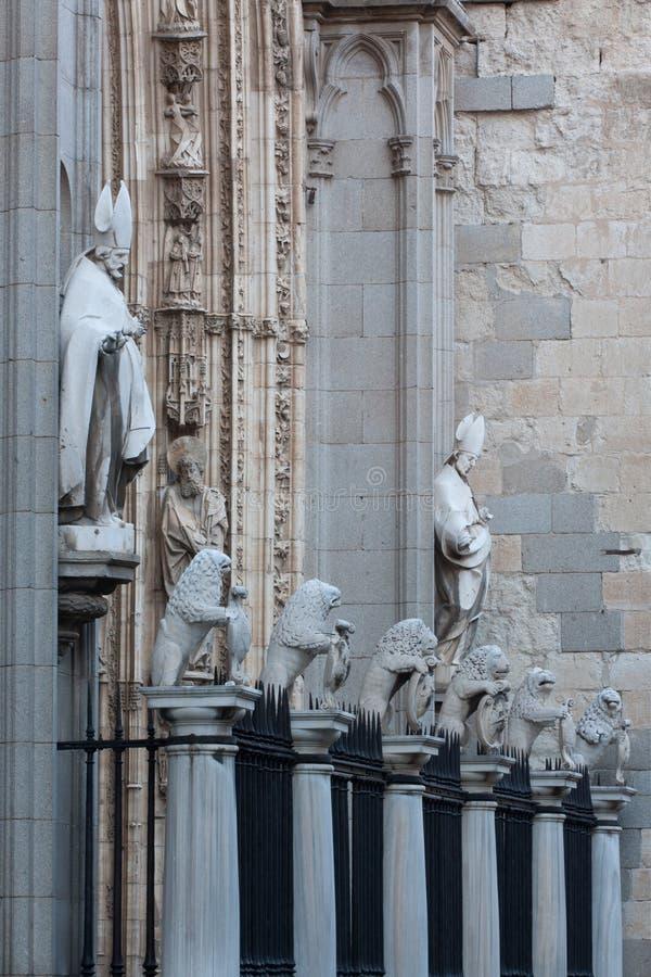 托莱多西班牙 免版税库存图片