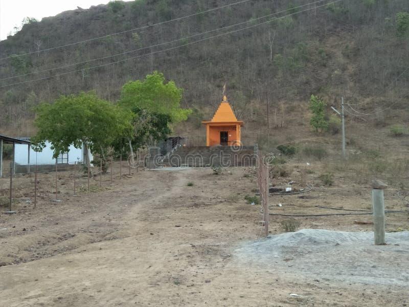 执行绞刑的人寺庙 免版税图库摄影
