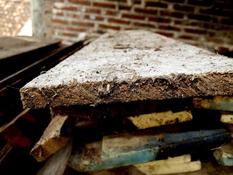 扫描木头 免版税图库摄影