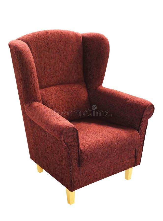 扶手椅子查出 库存图片