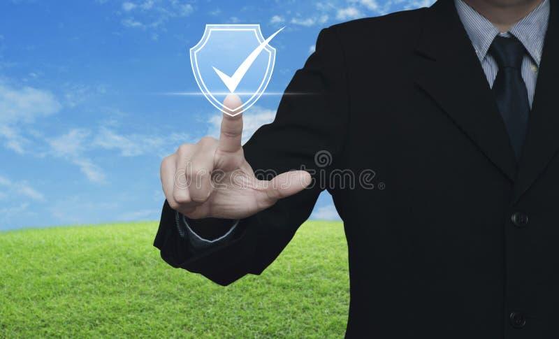 技术互联网网络安全和反病毒概念 免版税图库摄影