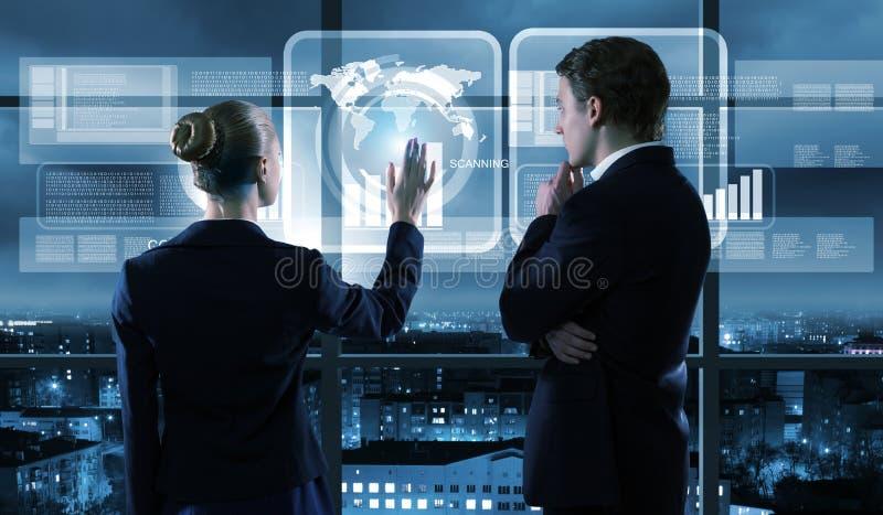技术创新 库存图片