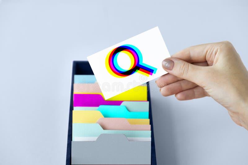 技术小配件应用象标志概念 图库摄影