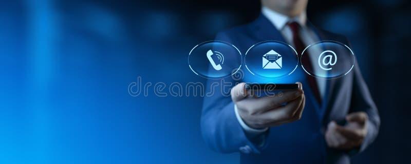 技术支持中心客服互联网企业技术概念 免版税图库摄影
