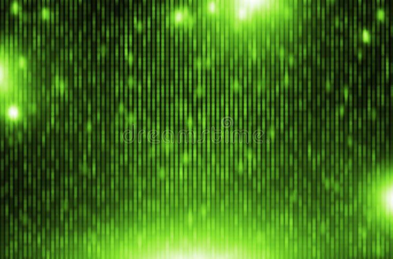 技术矩阵背景 免版税库存照片