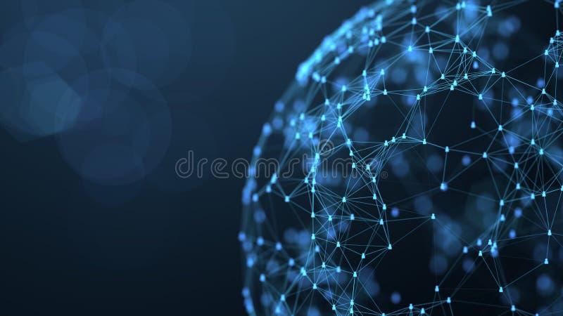 技术网络 向量例证