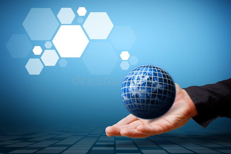 技术通信概念 免版税图库摄影