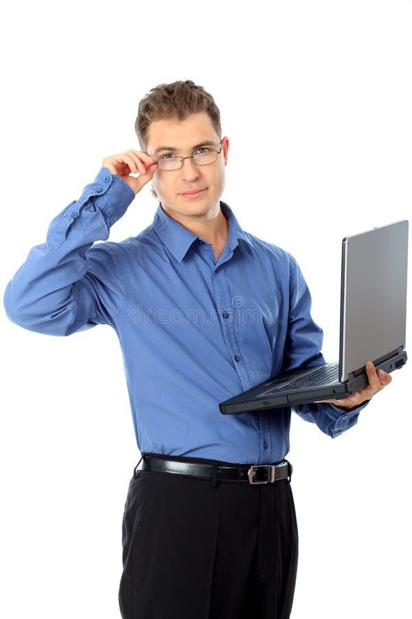 Download 技术 库存照片. 图片 包括有 查出, 经理, 成人, 友好, 领导先锋, 职业, 财务, 生意人, 白种人 - 22355894