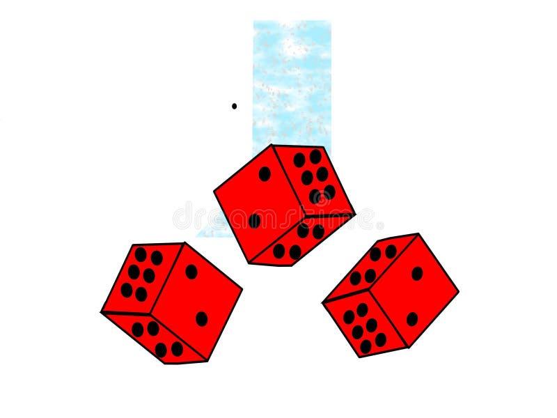 Download 把三切成小方块 库存例证. 插画 包括有 愉快, 子项, 幸运, 投反对票, 乐趣, 正方形, 滑稽, 查出 - 72368247