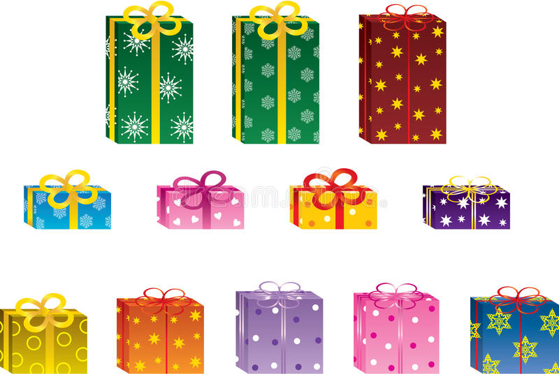 Download 把礼品装箱 向量例证. 插画 包括有 圣诞节, 程序包, 颜色, 查出, 欢乐, 设计, 豪华, 对象, 保险开关 - 22357186